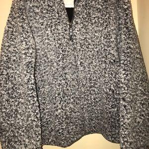 🌻UNDER $10 Soft fleece lined jacket 1X